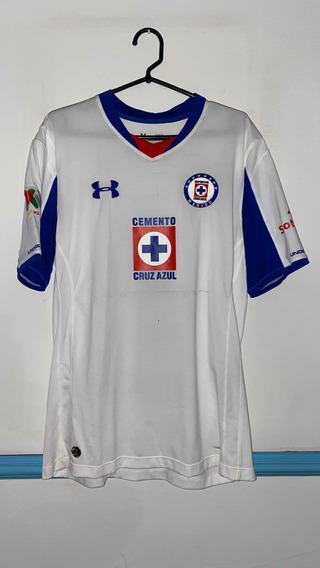Camisa De Jogo Do Cruz Azul Mex
