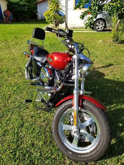 Harley-davidson Xl 1200 Sb