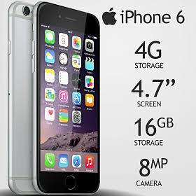 iPhone 6 16gb Nuevo Con Sus Accesorios Originales