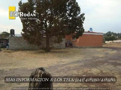 Terreno En Venta San Luis Apizaquito 1ra Secc