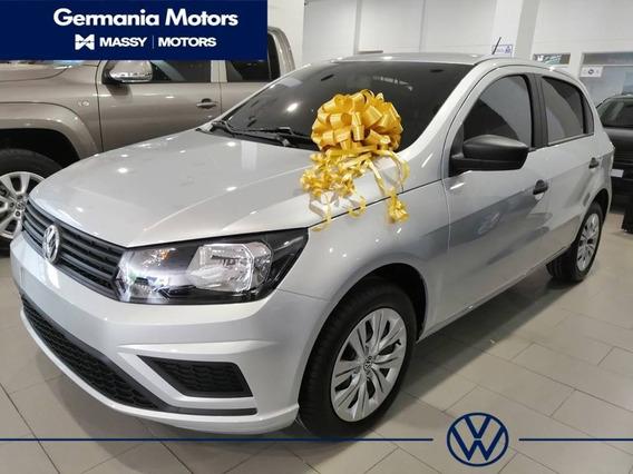 Volkswagen Nuevo Gol Trendline 2021 Automatico 0 Kms