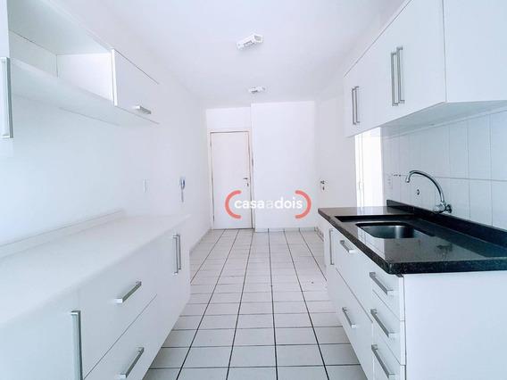Apartamento Com 4 Dormitórios À Venda, 140 M² Por R$ 650.000,00 - Parque Campolim - Sorocaba/sp - Ap0559