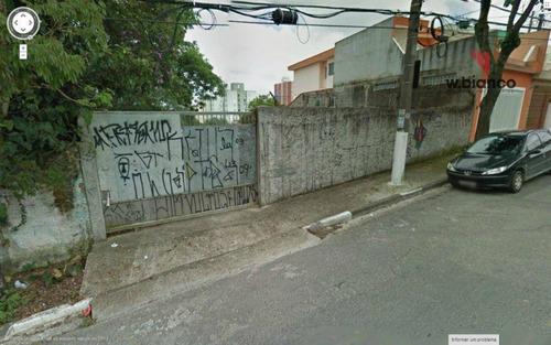 Terreno Residencial À Venda, Assunção, São Bernardo Do Campo - Te0022. - Te0022