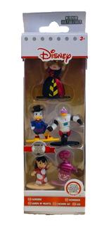 Disney Pack 5 Figuras Die Cast Metal Jada