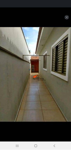 Casa Com 3 Dormitórios À Venda, 112 M² Por R$ 345.000,00 - Residencial E Comercial Palmares - Ribeirão Preto/sp - Ca1566