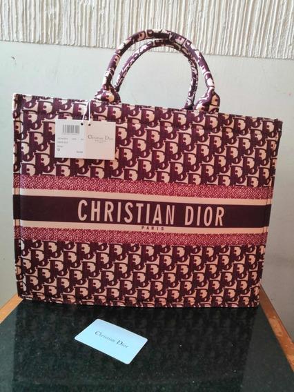 Bolsa Dior Book Tote