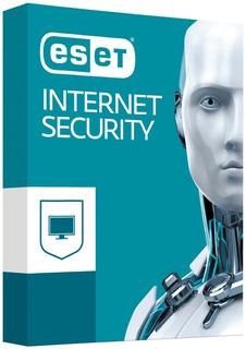 Licença Original Eset Internet Security 2019 5 Pc 3 Anos