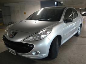 Peugeot 207 1.4 Sedan Xs, Pocos Km, Auxilio Sin Rodar, Nuevo