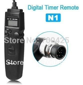 Disparador Canon Nikon Temporizador Sony Remoto Timelapse