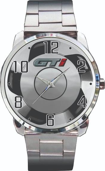 Relógio De Pulso Personalizado Roda Orbital Gti -cod.vwrp042