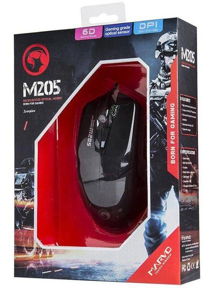 Mouse Gamer Scorpion M205 (marvo)