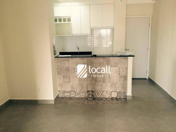 Apartamento Com 2 Dormitórios À Venda, 71 M² Por R$ 450.000 - Jardim Novo Mundo - São José Do Rio Preto/sp - Ap1649