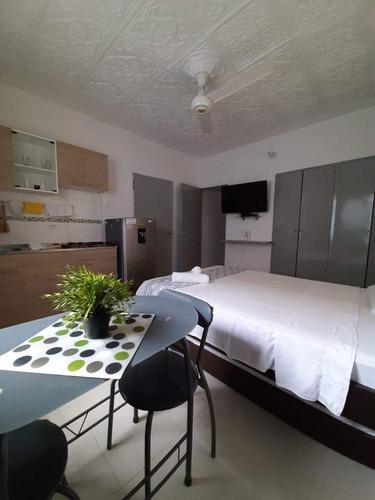 Imagen 1 de 14 de Apartaestudios Bonitos, Confortables Y Bien Ubicados