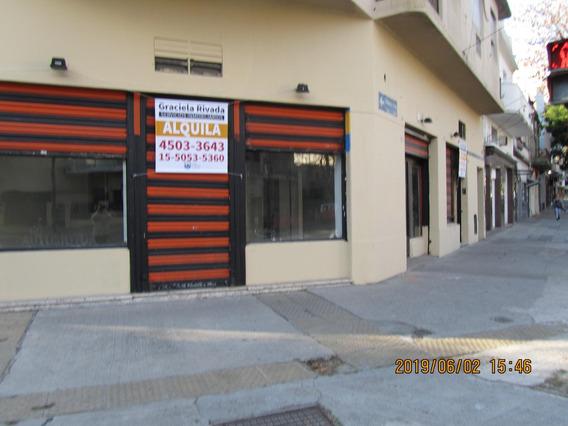 Alquiler Local En Esquina A 1 C. Avda Jonte Y Avda Nazca