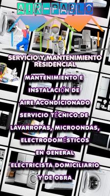 Servicio De Mantenimiento Residencial