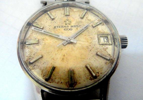 Relógio Eterna Matic 1000