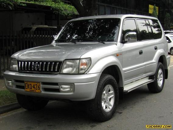 Toyota Prado Vx 3400 Cc Mt
