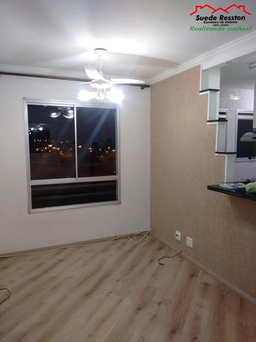 Apartamento Com 2 Quartos Para Vender   48 M² Por R$ 310.000 - 793
