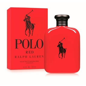 Polo Red Ralph Lauren - Perfume Masculino - Edt 75ml