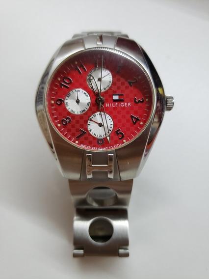 Lindo Relógio Tommy Hilfiger Masculino