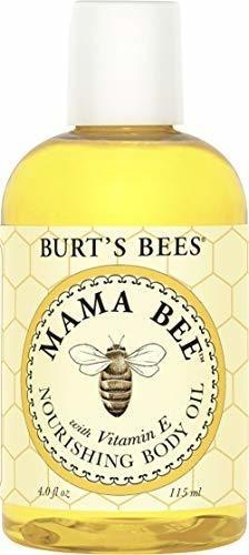 Imagen 1 de 6 de Burt Bees Mama Bee: Aceite Corporal Nutritivo Con Vitamina E
