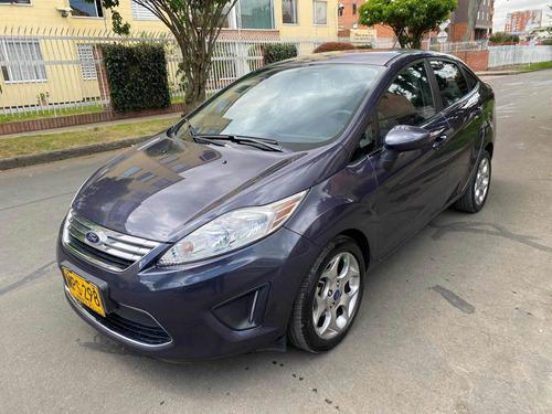 Ford Fiesta Se Aut Mt1600cc Gris Violeta Aa Ab Dh Abs
