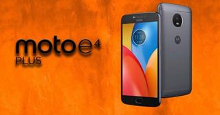 Motorola Moto E4 Plus Nuevos 16 Gb 3 Ram 4g Libres Tmb E5