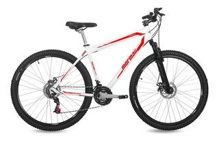 Bicicleta Aro 29 Mtb 21v Freio A Disco Susp Jaws Mormaii