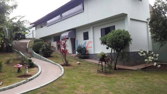 Ref 11.232 Linda Chácara No Bairro Jardim São Sebastião, Total 6 Dorms Sendo 1 Suíte, 5 Vagas, 478 M² A.c., 2174 M² Terreno. Estuda Permuta - 11232