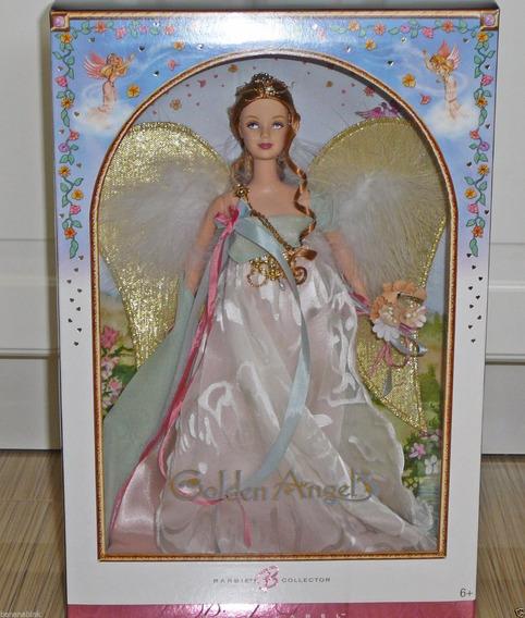 Barbie Golden Angel Collector Pink Label 2006