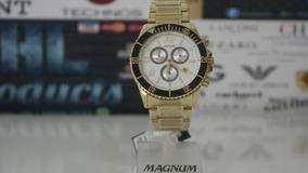 Relógio Magnum Cronógrafo 10atm, 47mm - Ma33228h
