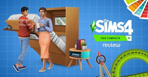 The Sims 4 + Todas Dlcs + Pacotes De Expansão Tudo Em Brasil