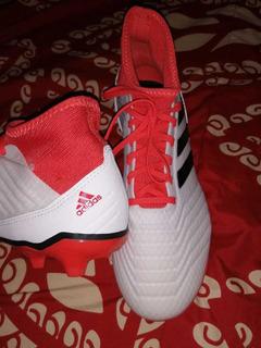 Taquetes De Fútbol adidas Predador #7 Mexicano Nuevos