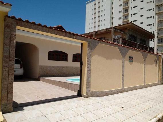 Casa Praia Grande Com Piscina Ref : 7102 C