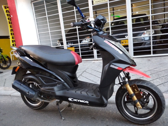 Moto Agility Kymco 125, Barata, $3