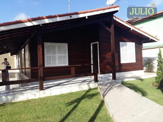 Casa Com 4 Dormitórios À Venda, 250 M² Por R$ 450.000,00 - Agenor De Campos - Mongaguá/sp - Ca2556