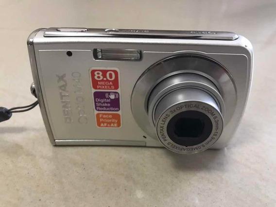 Câmera Digital Pentax Optio M40 8.0 Mega Pixel
