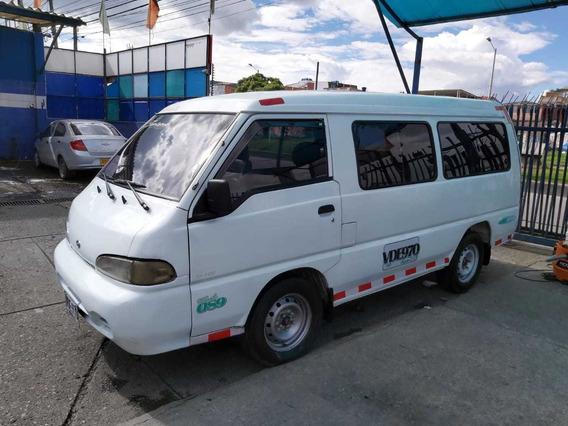 Hyundai H100 Microbus