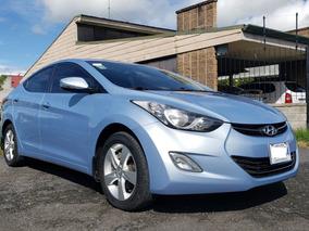 Hyundai Elantra Gls 2012 Impecable!