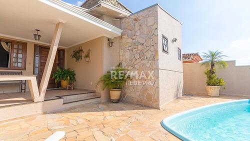 Imagem 1 de 25 de Casa Com 3 Dormitórios À Venda, 223 M² Por R$ 950.000,00 - Centro - Vinhedo/sp - Ca6592
