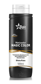 Magic Color Matizador Tradicional Efeito Prata 500ml