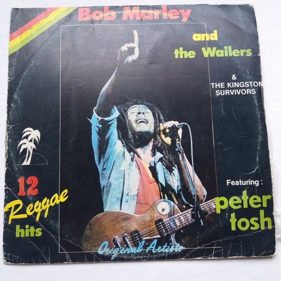 Lp Bob Marley And The Wailers (1981)