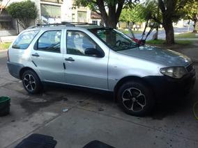 Fiat Palio Weekend 1,6 Gnc Alarma Y Llantas 2006