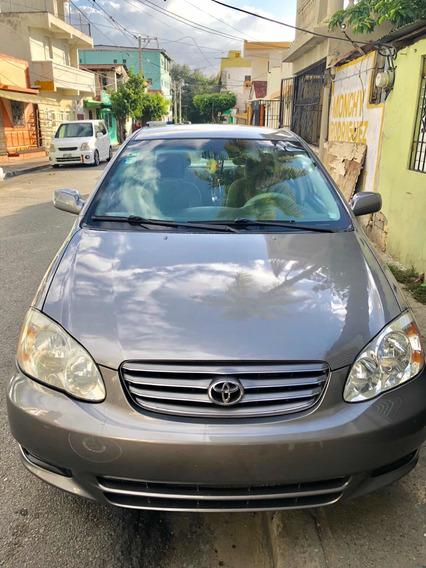 Toyota Corolla Sencillo