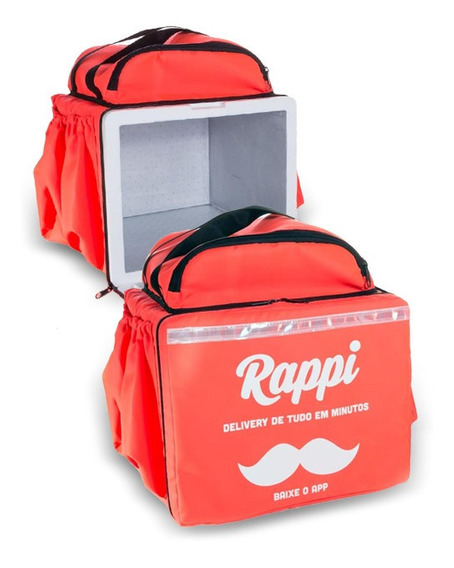 Bag Mochila Pizza, 42 Litros
