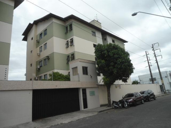 Apartamento Com 2 Dormitórios Para Alugar, 73 M² Por R$ 830,00/mês - Montese - Fortaleza/ce - Ap2038