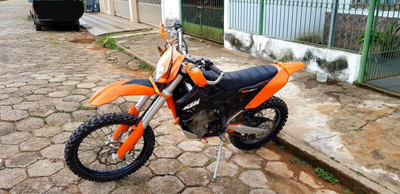 Ktm Exc-f 250