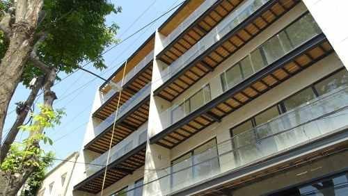 Col. Escandon, Departamentos Nuevos De Lujo En Renta