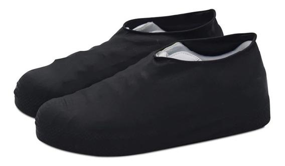 Protector Cubre Botas Silicon Lluvia Impermeable Tennis Zapatos Oferta!