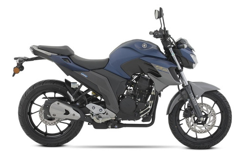 Yamaha Fz 25 Fz25  Entrega Ya! 18c/fijas $34950 Mejor Contad